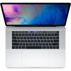 Apple MacBook Pro 15 Retina Touch Bar i9 512GB (2019) strieborný