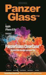 PanzerGlass ClearCase puzdro pre Apple iPhone X/Xs, transparentná