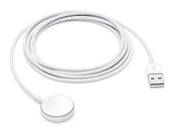 Apple Watch magnetický nabíjací USB kábel 2 m, biela