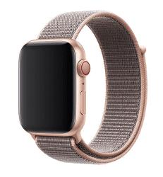 Apple Watch športový remienok 44 mm, pieskovo ružová