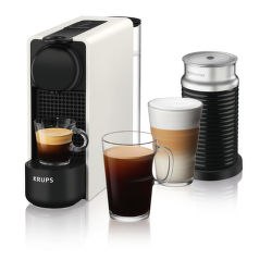 Nespresso Krups Essenza Plus & Aeroccino XN511110