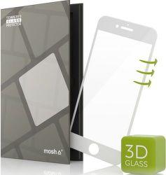 TGP tvrdené sklo pre iPhone 7+/8+, biela