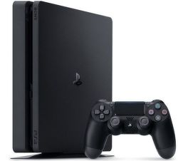 Sony PlayStation 4 Slim 500GB PS719940104 čierna