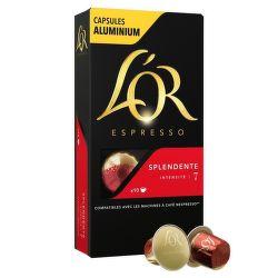L´OR Espresso Splendente 7 (10ks/Nespresso®)