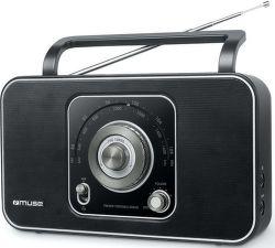 Muse M-069 R čierne
