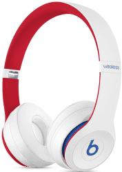 Beats Solo3 bielo-červené
