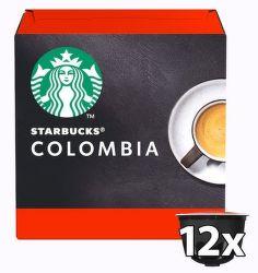 Starbucks Columbia (12ks)