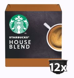 Starbucks House Blend (12ks)