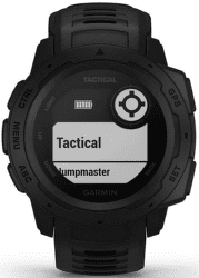 Garmin Instinct Tactical čierne