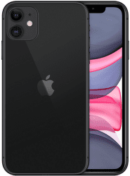 Apple iPhone 11 64 GB čierny