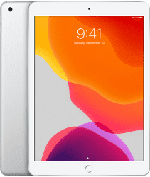 Apple iPad 2019 128GB WiFi MW782FD/A strieborný
