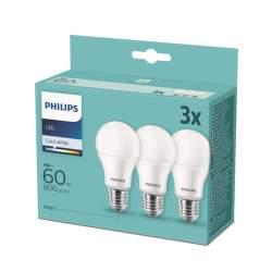PHILIPS 60W A60 E27 CW 3ks