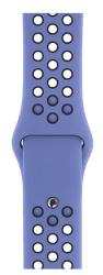 Apple Watch 40 mm Nike športový remienok S/M a M/L, modrý/čierny