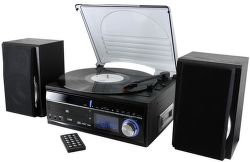 Soundmaster MCD1700 čierne