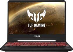 Asus TUF Gaming FX505DY-BQ110T čierny