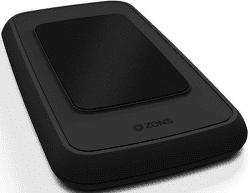 Zens Wireless Charge 4500 mAh, čierna