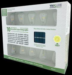 Trixline TR511 LED solárna girlanda