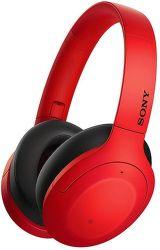 Sony WH-H910N červené
