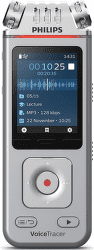 Philips DVT4110 strieborný