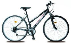 Olpran Cruez SUS 28 BLK dámsky bicykel
