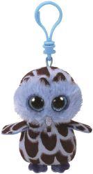 YAGO modrá sova 8,5 cm