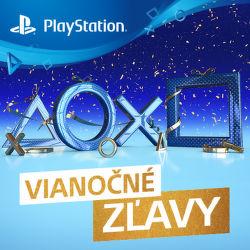 Vianočná akcia PlayStation