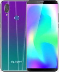 Cubot X19 S 4 GB/32 GB gradientne fialový