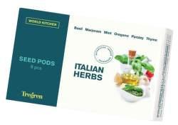 Tregren Italian Herbs-Talianske bylinky (kapsule so semenami 6 ks)