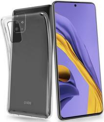 SBS silikónové puzdro pre Samsung Galaxy A51, transparentná