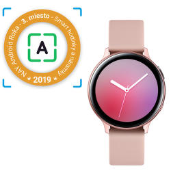 Samsung Galaxy Watch Active2 44mm ružovo-zlaté