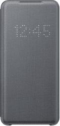 Samsung LED View Cover pre Samsung Galaxy S20, sivá