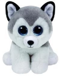 BUFF šedo-biely husky 15 cm