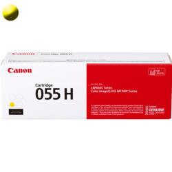 Canon 055HY toner žltý