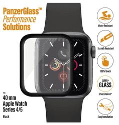 PanzerGlass ochranné sklo pre smart hodinky Apple Watch series 4 a 5 40 mm, transparentná