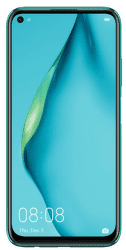 Huawei P40 Lite zelený