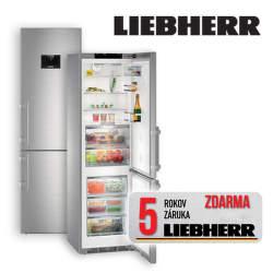 5-ročná záruka na spotrebiče Liebherr