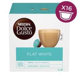 Nescafé Dolce Gusto Flat White (16ks)