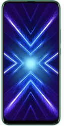 Honor 9X 128 GB zelený