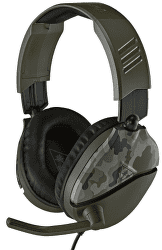 Turtle Beach Recon 70 Camo zelený