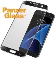 PanzerGlass Premium tvrdené sklo pre Samsung Galaxy S7, čierna