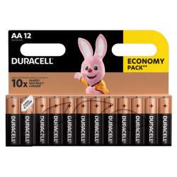 Duracell Basic AA K12 1500 12 ks