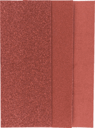 BOSCH G60/120/180 93x230 brúsny papier 10ks