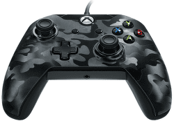 PDP Wired Controller pre Xbox One CAMO čierny