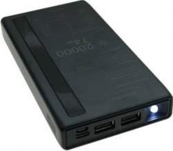 Remax Linon Pro RPP-73 powerbanka 20000 mAh, čierna