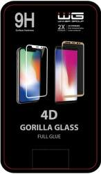 Winner 4D Full Glue ochranné tvrdené sklo pre Samsung Galaxy A21s, čierna