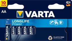 VARTA LL Power 10 AA alkalická batéria