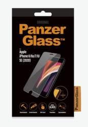 PanzerGlass tvrdené ochranné sklo Standard Fit pre Apple iPhone 8/7/6s/6/SE 2020, transparentná