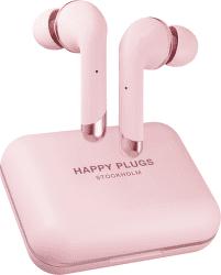 Happy Plugs Air 1 Plus In-Ear ružové