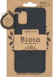 Forever Bioio puzdro pre Samsung Galaxy A71, čierna