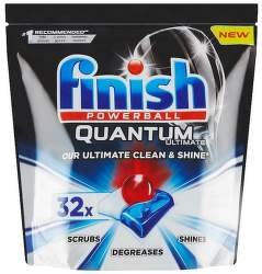 Finish Powerball Quantum Ultimate 32 ks tablety do umývačky